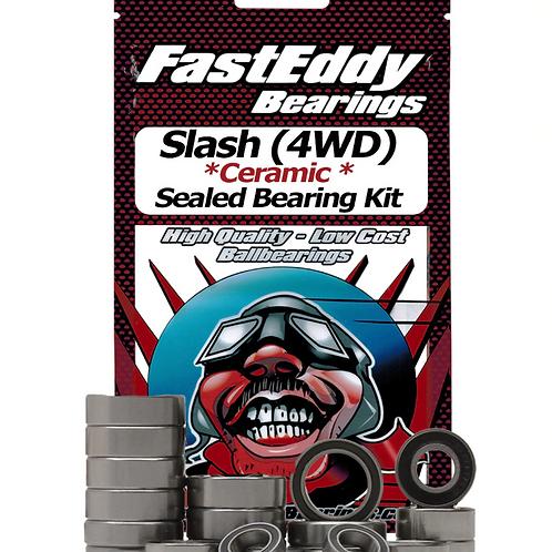 FASTEDDY Traxxas Slash (4WD) Ceramic Sealed Bearing Kit