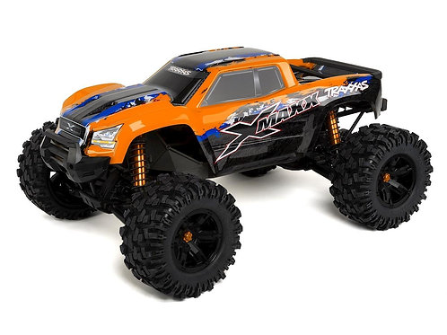 Traxxas X-Maxx 77086-4 8S 4WD Brushless RTR Monster Truck w/2.4GHz TQi R