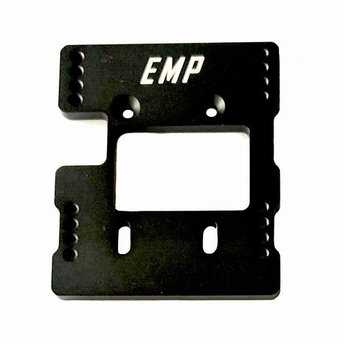 ESC TOP PLATE MOUNT FOR CASTLE XLX & HOBBYWING MAX 5 FOR ARRMA 8TH SCALE