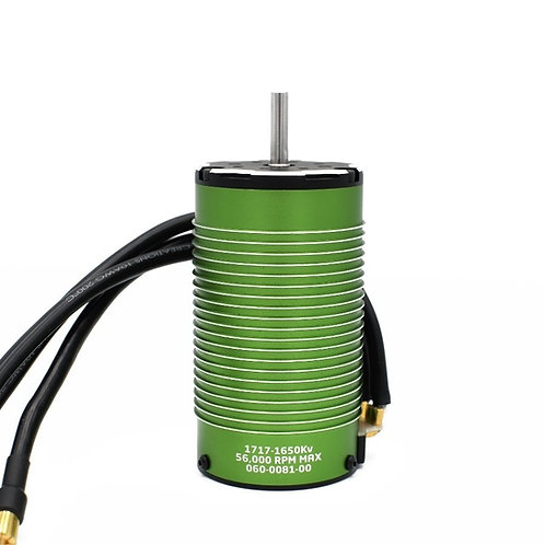 Sensored 1717-1650KV Four-Pole Brushless Motor 060-0081-00
