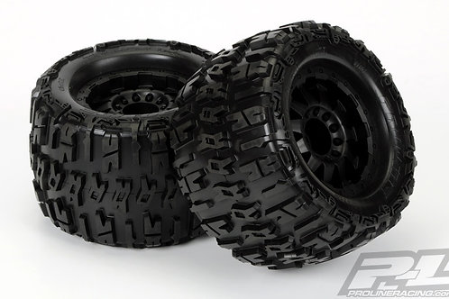 "PROLINE Trencher X 3.8"" All Terrain Tires Mounted"