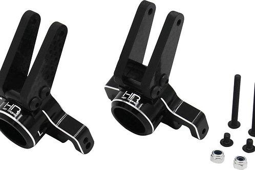 HOT RACING TFF22G01 Aluminum Rear Hub Set Arrma 1/10 4S BLX