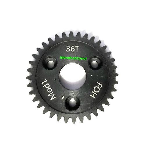 36T Mod-1 FOH Spur Gear *Hardened Steel*