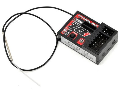 Traxxas 2.4GHz 4-Channel TSM Stability Management Receiver