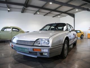 Citroën CX 2.5 litres GTI Turbo ll (VENDUE)