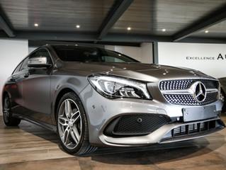 Mercedes CLA Shooting Break 200d (VENDUE)