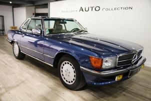 Mercedes 300 SL R107 113.000kms Française 2 propriétaires