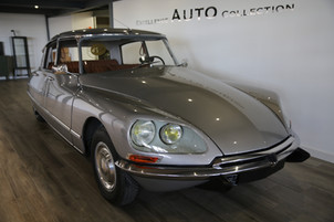 Citroen ds 21 pallas 1968 gris palladium