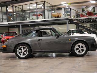 Porsche 911 3.2L - 50 000 euros