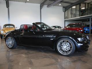 BMW Z3 M ROADSTER - 37 000 euros