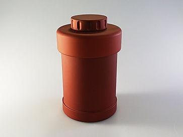 Protetor de frasco para amostra de 1 ml