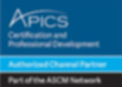 APICS Authorized Channel Partner Brand M