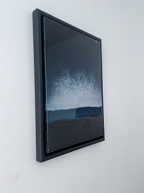 BLACK SAND BEACH - 30x40