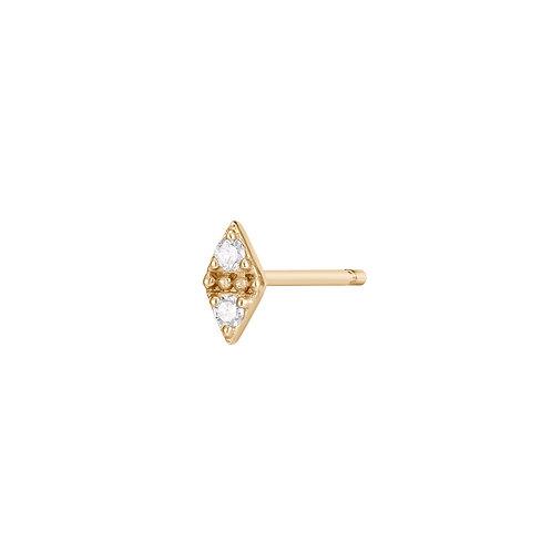 ADELE | Single Diamond Stud