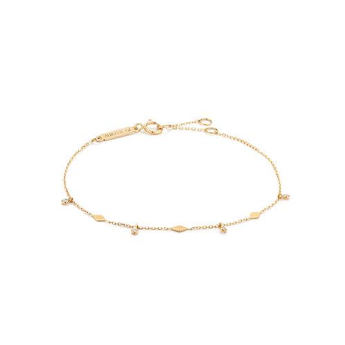 SOMA | Dangling Topaz Bracelet