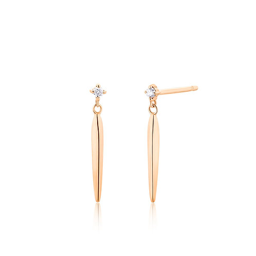 JOSEPHINE | Dagger Earrings