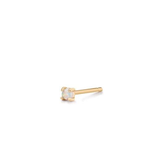 HERA | Single Opal Stud