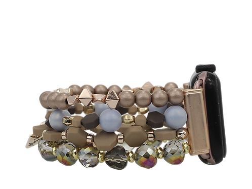 Butterfly Peachy Apple Watch Band