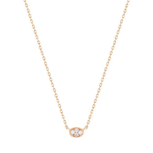 BEBE | Diamond Necklace