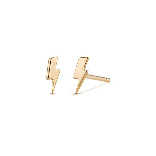 BOWIE | Lightning Bolt Studs