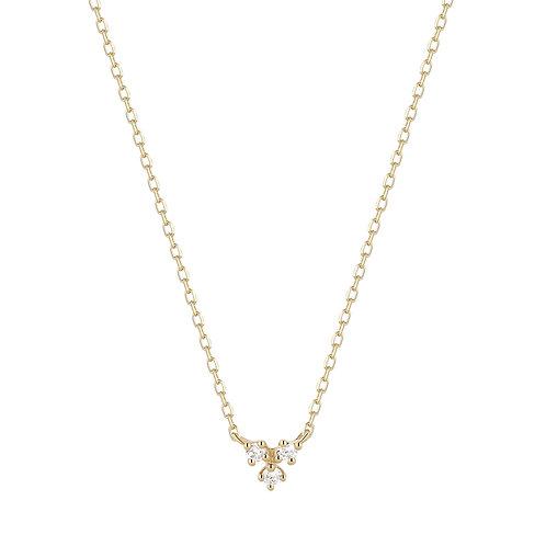 CLOVER | Diamond Necklace