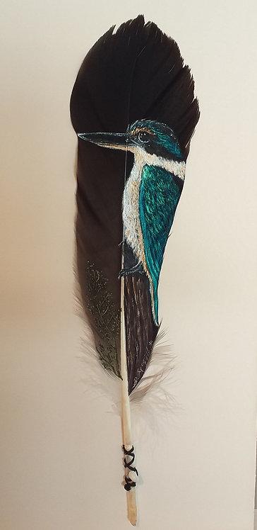 Kingfisher - Kotare