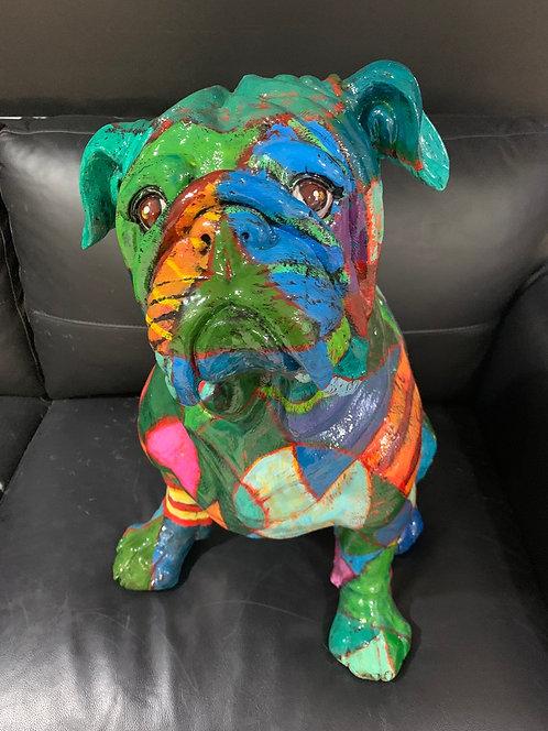 Winnie The Bulldog