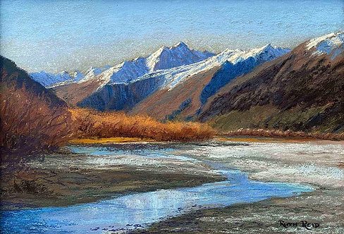 Rees Valley near Glenorchy
