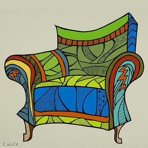 Once Apon A Chair