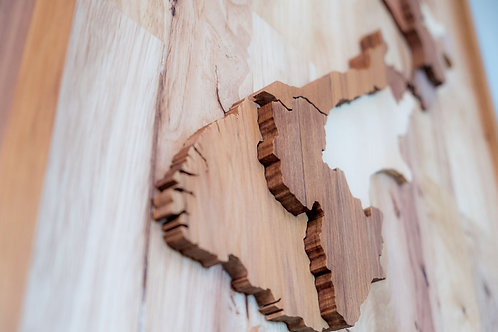 NZ in Timber