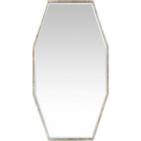 Braelyn Silver Mirror Small