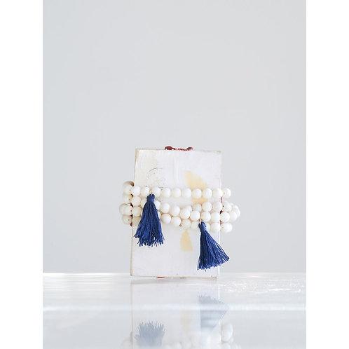Tala Bracelet Set in Indigo