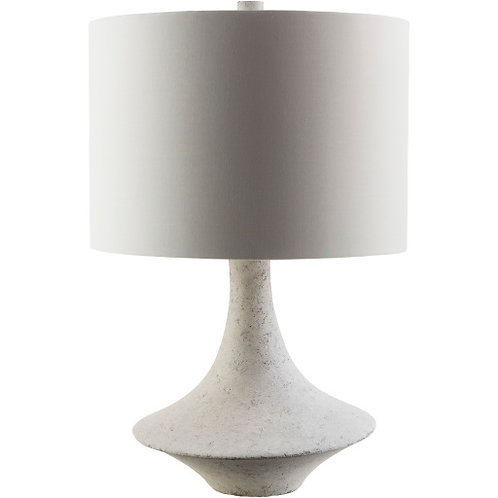 Callahan White Table Lamp