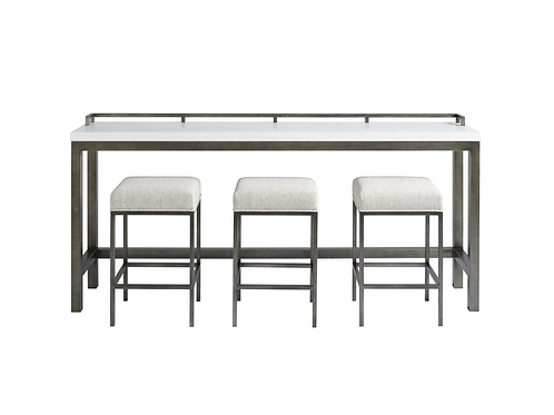 Essence Console & Stools Set
