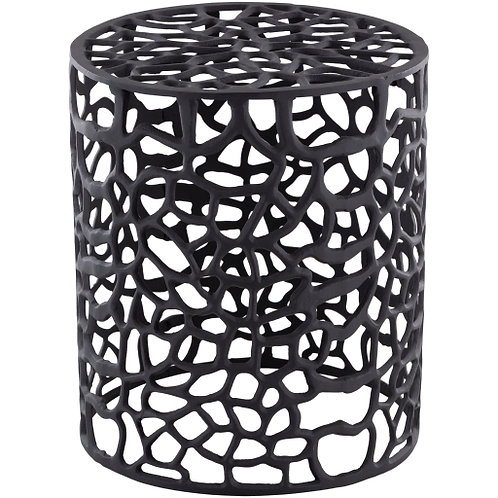 Laylah Black End Table