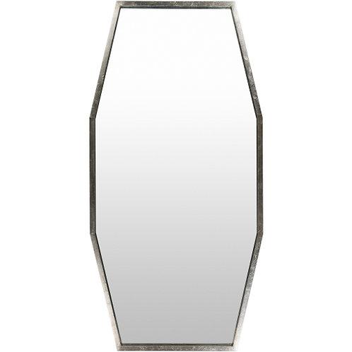Braelyn Silver Mirror Large