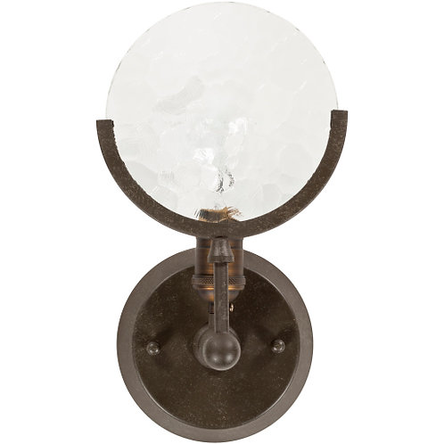 Sylvie Bronze Sconce Small