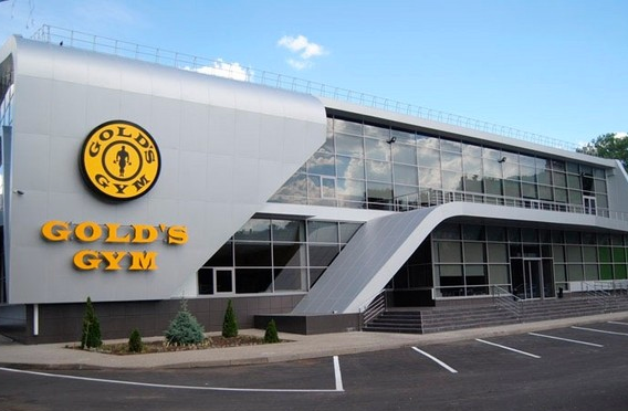RUSSIA - GOLD'S GYM