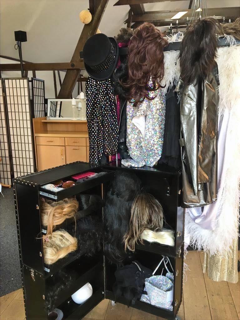 Kostümkoffer