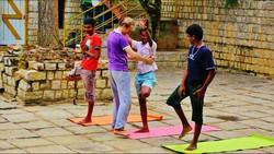 joga, terapia tańcem, masaże, kraków