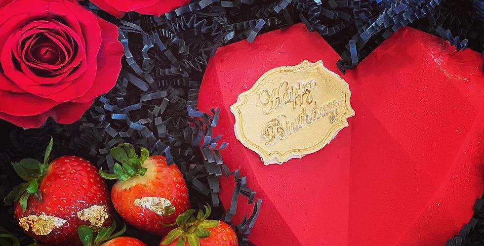 HEART BREAKER - BREAKABLE CHOCOLATE HEART