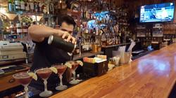 Mixing Up Balsamic Martinis
