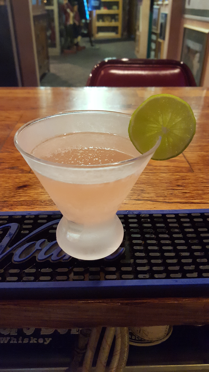White Mango Cocktail
