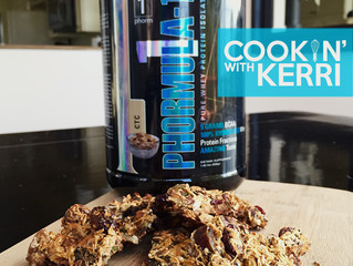 Protein Nut Crunch Bark