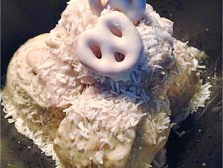 White Chocolate & Banana Protein Icecream