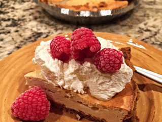 Low Fat  Protein Cheesecake