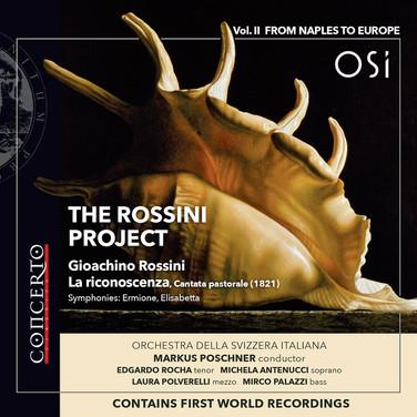 CD026 Rossini Project - La riconoscenza