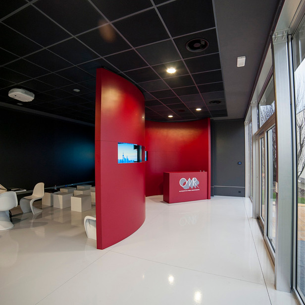 OMR Showroom