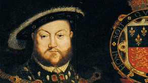A PORTRAIT OF KING HENRY VIII AS A KNIGHT OF THE GARTER
