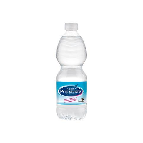 Agua 50cl - 33cl